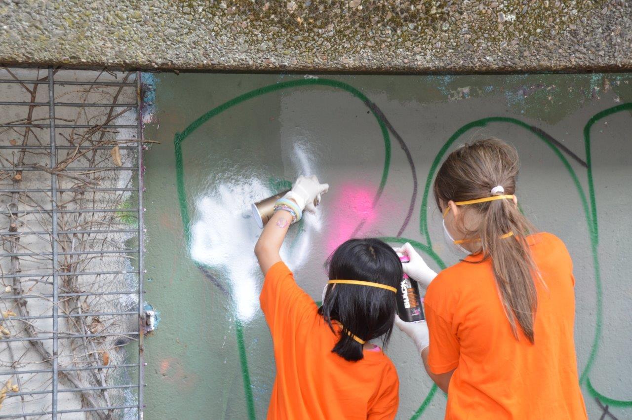 Galerie Der Kulturstrolcheaktion Graffiti